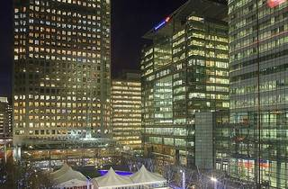 Occupy London Walking Tours: Canary Wharf