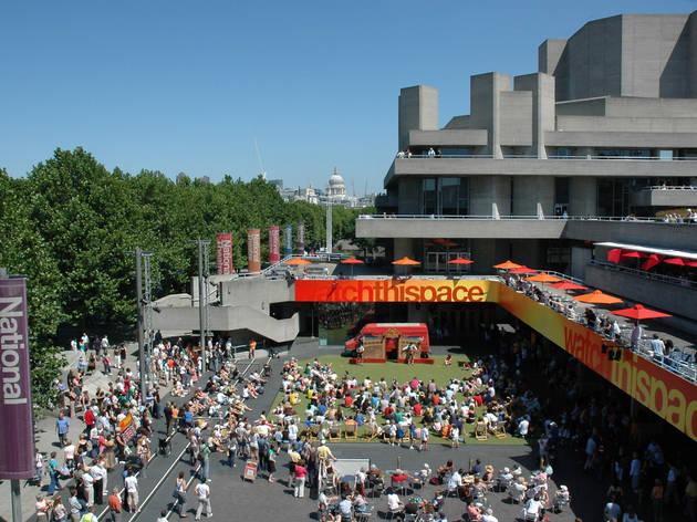 National Theatre Square