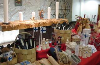 Finnish Fair Church Guild Christmas Market 2011