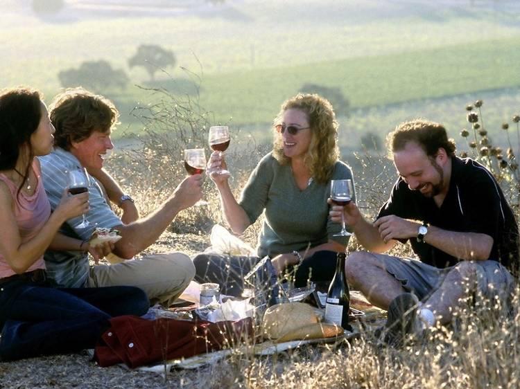 O cinema também gosta (e muito) de vinho