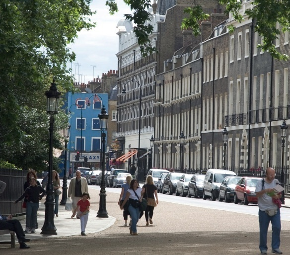 Medical London walk