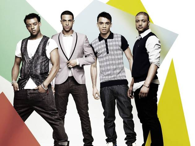 BRITISH SUMMER TIME: JLS + The Beach Boys
