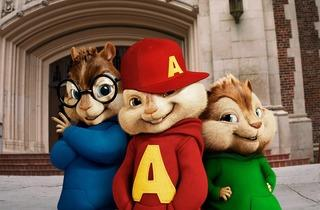 Alvin And The Chipmunks 2 : The Squeakquel