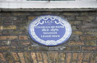 Christmas Day Charles Dickens' London Walk