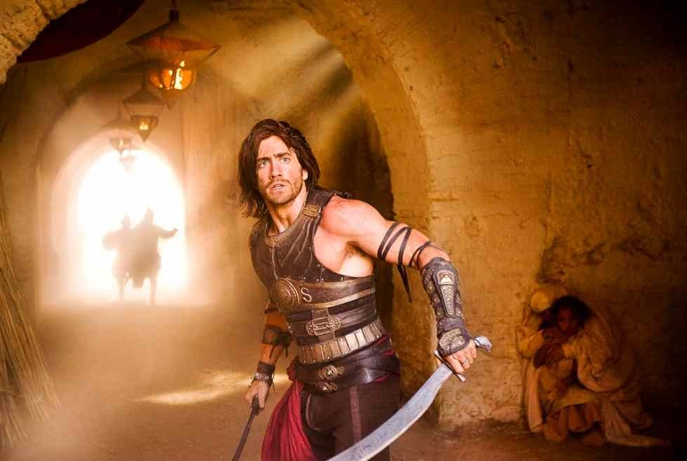 Prince of Persia: The Sands of Time 2010, directed by Mike