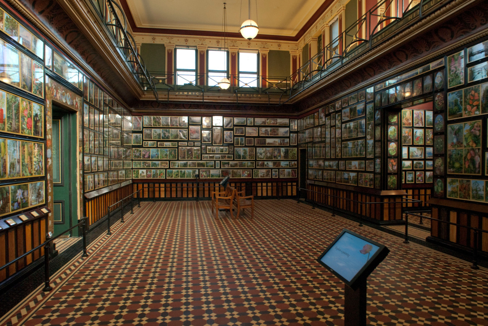 Marianne North Gallery at Kew