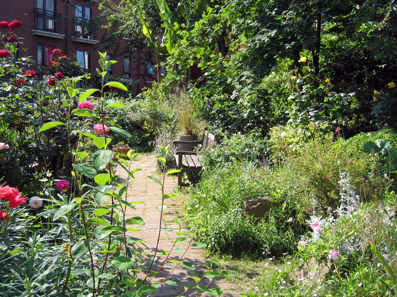 Hidden Gardens And Green Spaces In London Secret Gardens