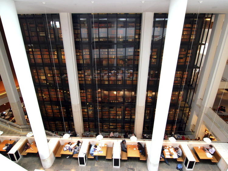 Shakespeare's first folio at The British Library