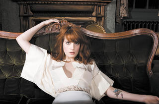 Florence And The Machine + The Horrors + Alpines