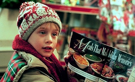 Home Alone screening
