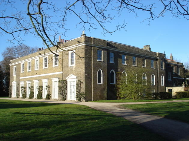 Museums at Night: The Royal College of Music at Fulham Palace