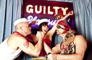 Guilty Pleasures: Summer Garden Party