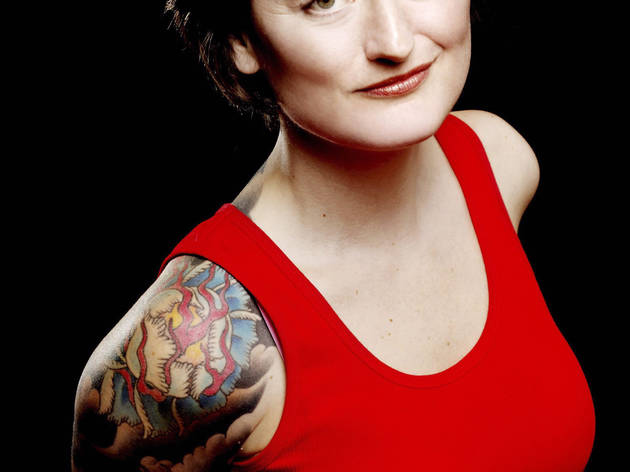 Zoe Lyons – Pop-Up Comic