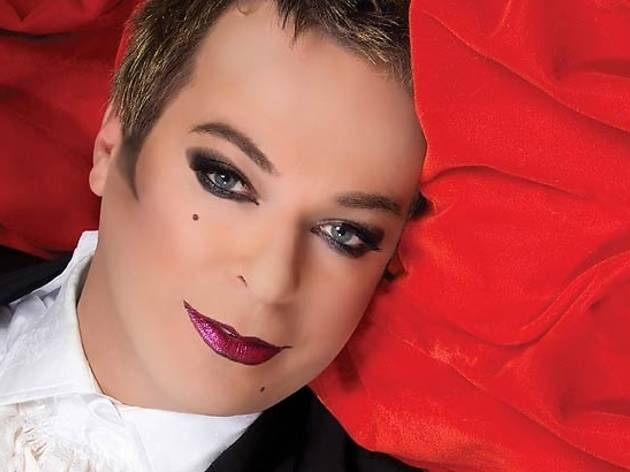 Julian Clary – Position Vacant, Apply Within