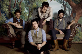 Mumford And Sons + Vampire Weekend + more