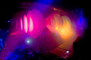 Cocoon Heroes Warehouse Party