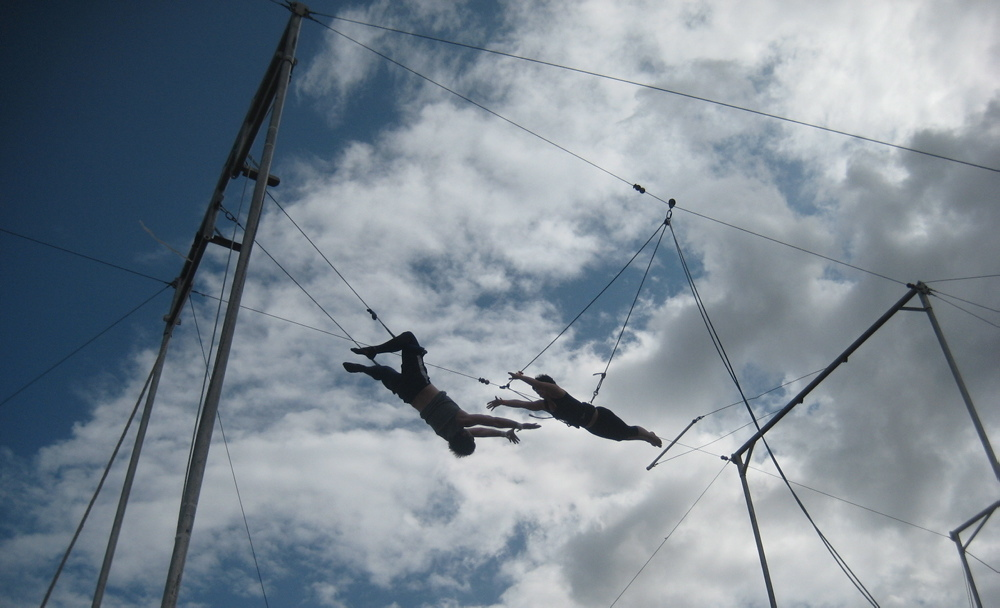 Gorilla Circus Flying Trapeze Classes