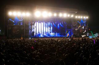 V Festival, Staffordshire