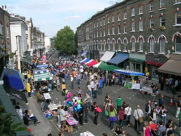 Primrose Hill May Festival