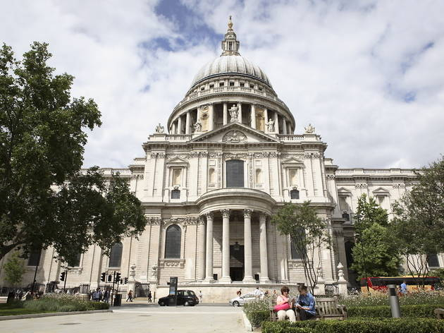 St Paul's Explorer Tours