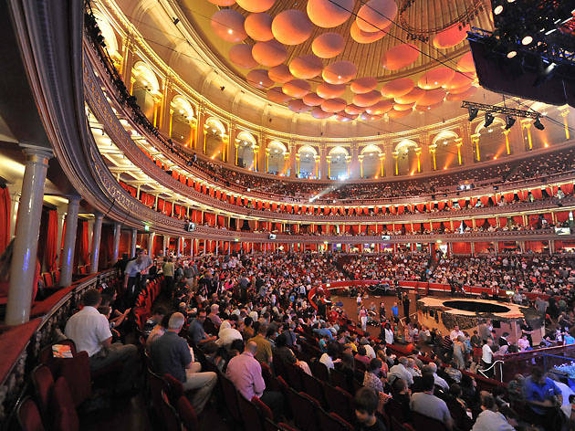 proms, albert hall