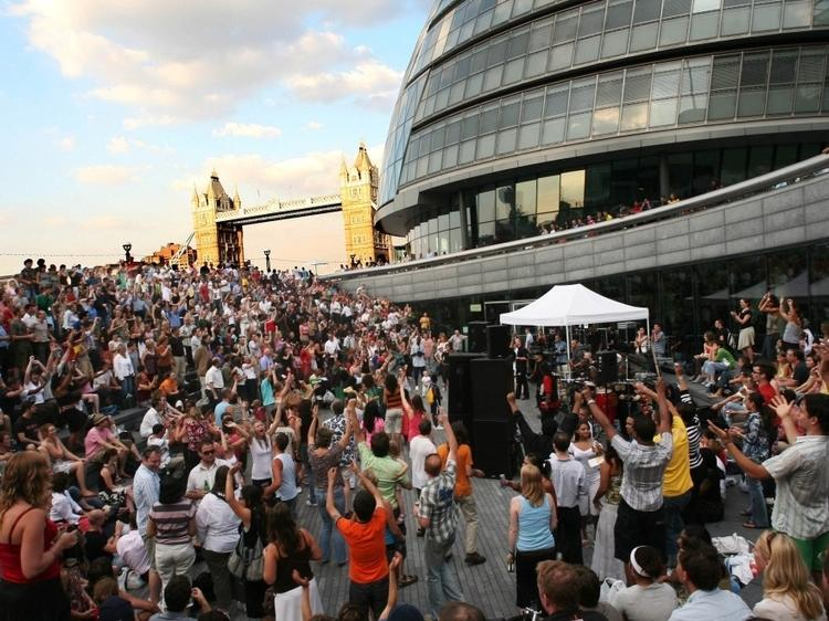 London events in September