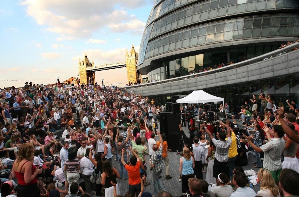 More London Free Festival