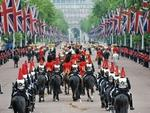 Trooping the Colour on The Mall