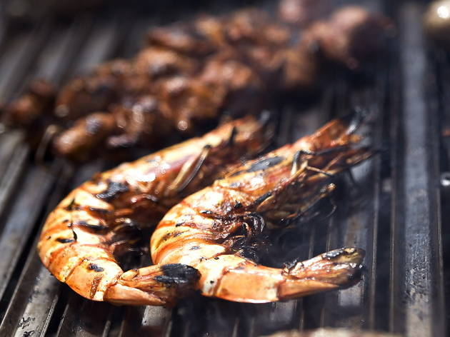 Spitalfields City Farm Summer BBQ