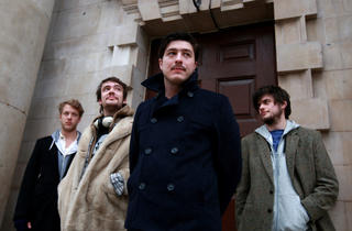 Mumford And Sons + Willy Nelson