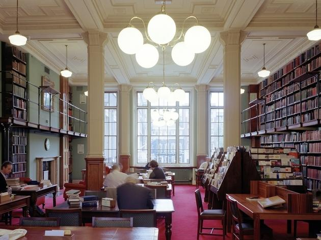The Loveliest Libraries In London For Borrowing Books