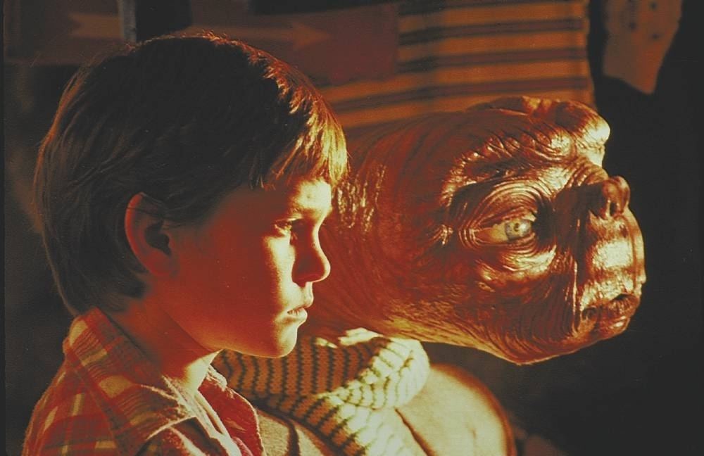 ET: O Extraterrestre (E.T.: The Extra-Terrestrial, 1982)