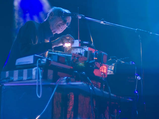 Beyond the Gate: Silver Apples + Magik Markers