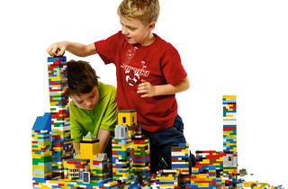 Build a Big Idea with Lego