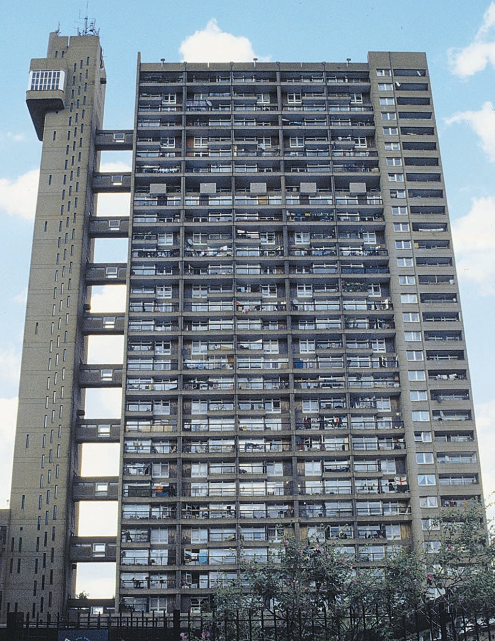 See: Trellick Tower
