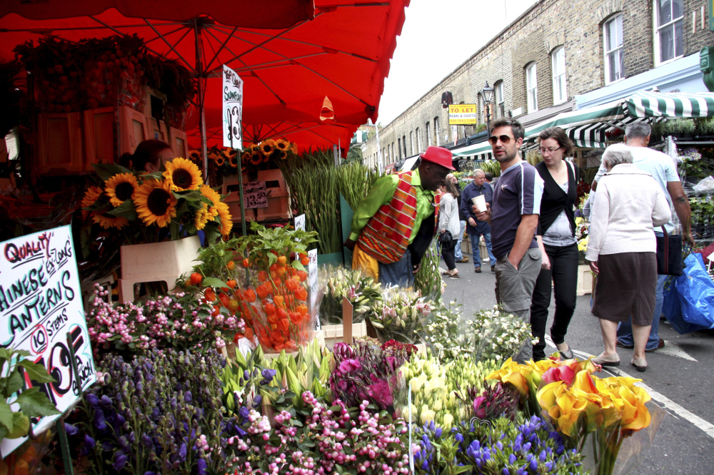A guide to London's markets