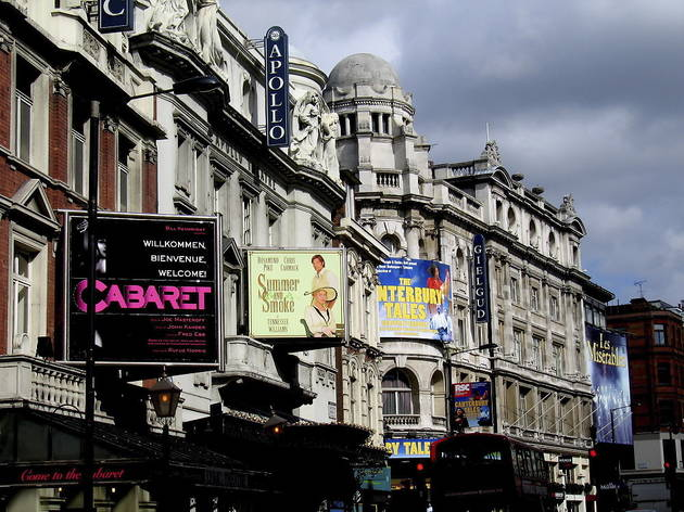 The best hotels near Theatreland