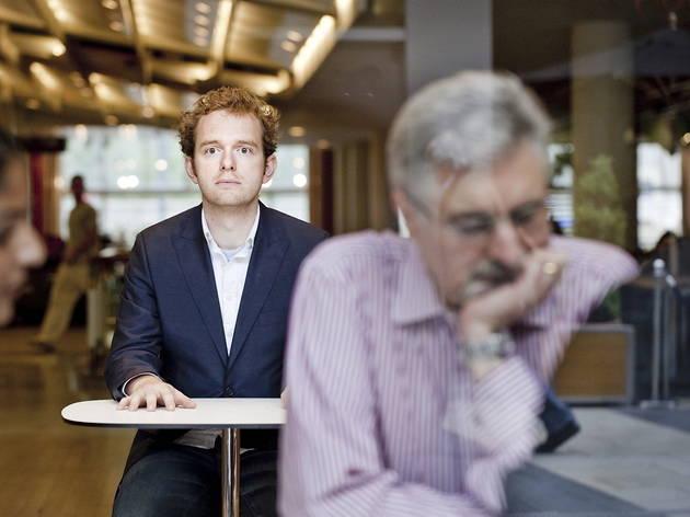 Matt Green and Tom Price