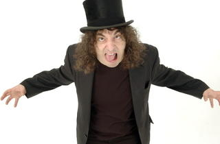 Jerry Sadowitz – W**k-in-Progress