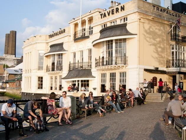 Trafalgar Tavern (Greenwich)