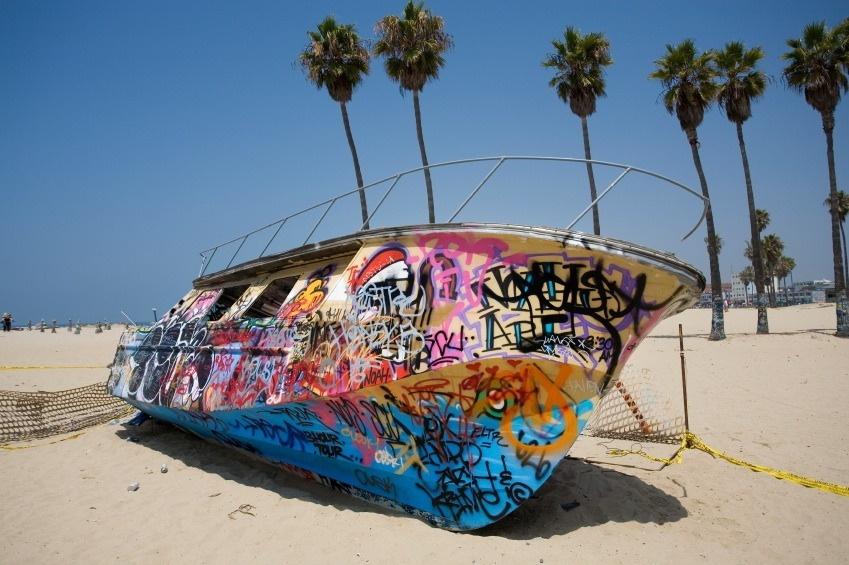 Get active on Venice Beach