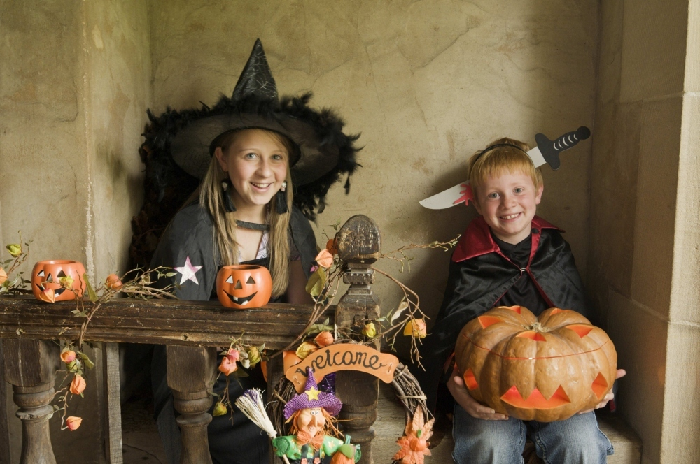 Halloween in London for kids