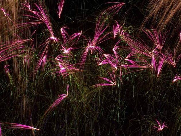 Chislehurst Fireworks and Funfair 2012
