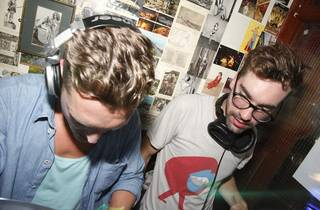 Krankbrother Present Day And Night Terrace Party