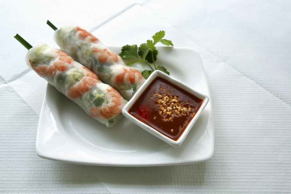Vietnam: Bánh xèo at Song Que