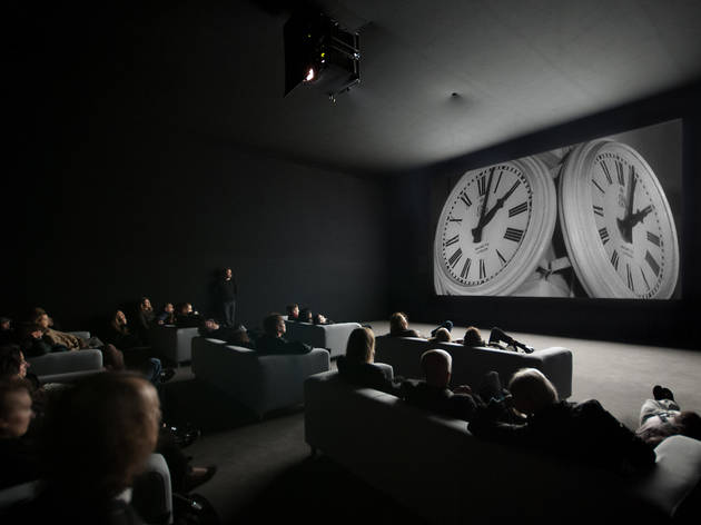 Christian Marclay: 24-hour screening of The Clock