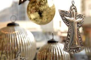 Curtain Up Christmas Market