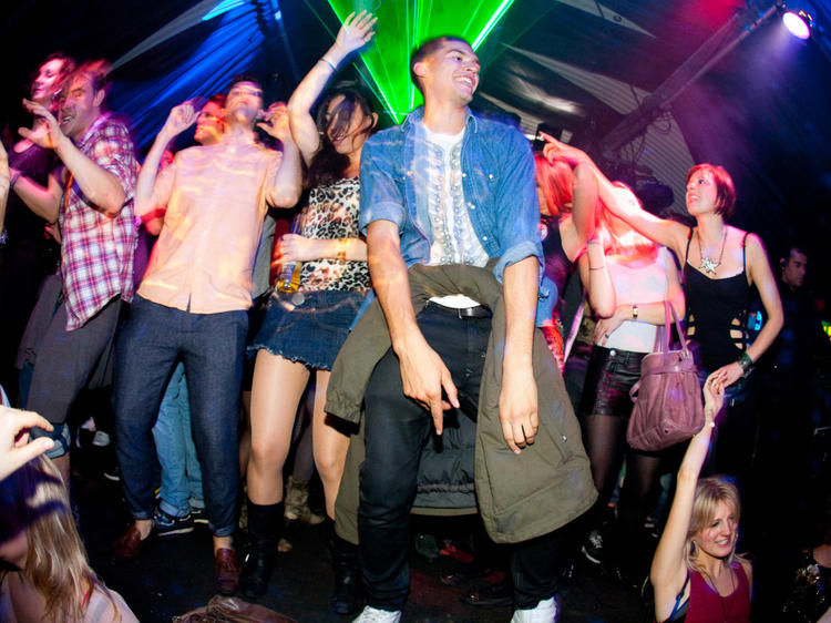 Our top 100 party songs