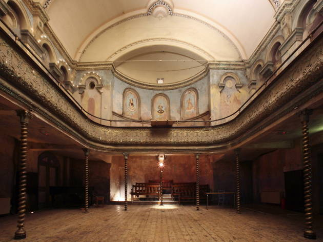 History Tours at Wilton's Music Hall