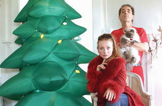 Harry Shearer and Judith Owen Present Christmas Without Tears